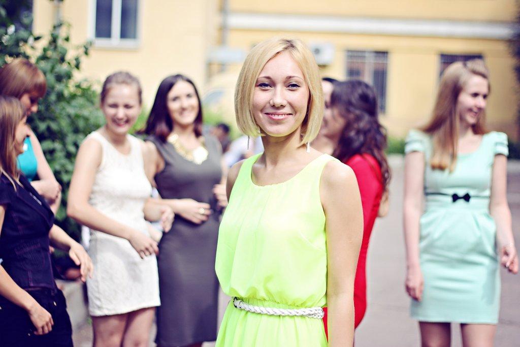 фотограф на выпускной в университет