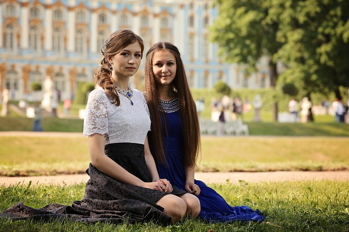 фотографии выпускного Пушкин 9 класс